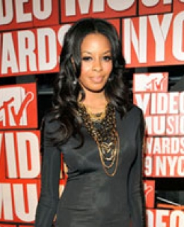 Rockstar Necklace as seen on Vanessa Simmons, MTV VMAs