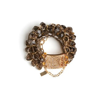 Golden Fool Bracelet