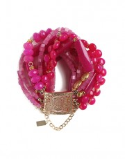 Pretty in Pink Bracelet