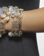 Lavender Lace Bracelet