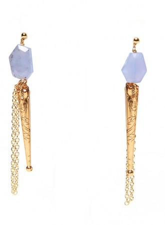 Featherlight Earrings