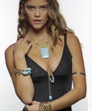 Lilo Necklace, Cleo Necklace & Margarita Bracelet