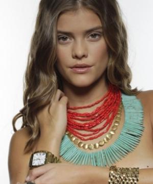 Tribal Spikes Necklace & Brawl Watch