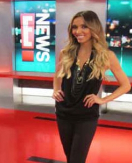 Stealth Necklace as seen on Giuliana Rancic, E! TV