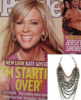 Rockstar Necklace as seen in People Magazine