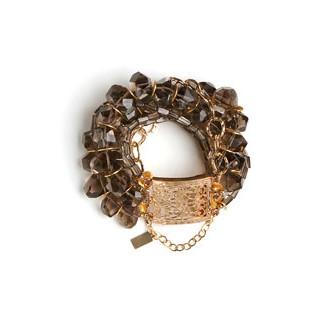Golden Fool Bracelet